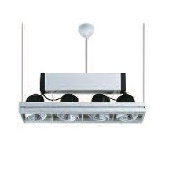 XF004HRL 4X10W LED