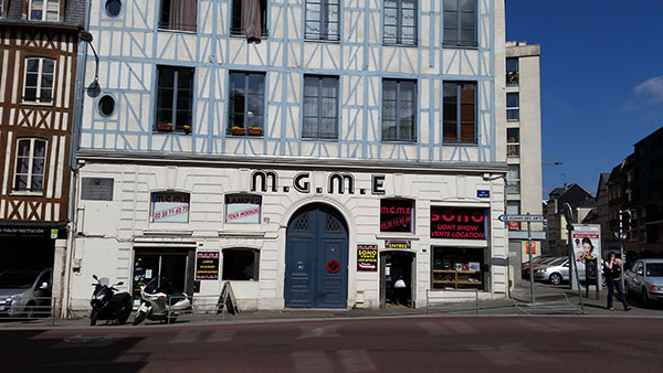 Magasin MGME Rouen